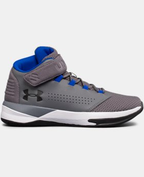 Boys' Grade School UA Get B Zee Basketball Shoes  1  Color Available $38.99