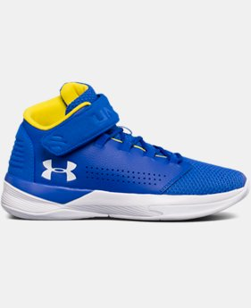 Boys' Grade School UA Get B Zee Basketball Shoes  6 Colors $95.75