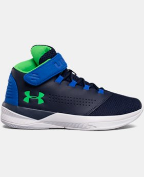 Boys' Grade School UA Get B Zee Basketball Shoes  1 Color $48.74