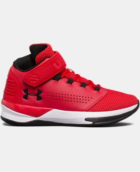 Boys' Grade School UA Get B Zee Basketball Shoes  1 Color $64.99