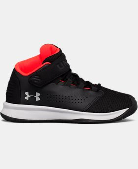 Boys' Pre-School UA Get B Zee Basketball Shoes  4 Colors $69.99