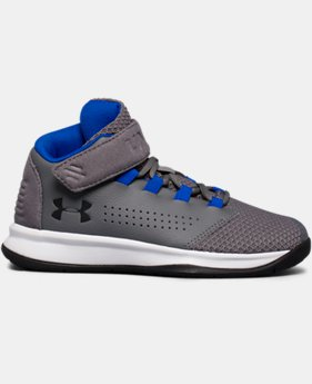 Boys' Pre-School UA Get B Zee Basketball Shoes  1  Color Available $34.79