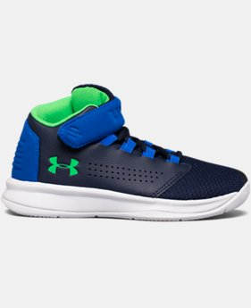 Boys' Pre-School UA Get B Zee Basketball Shoes  1  Color Available $34.79 to $43.99