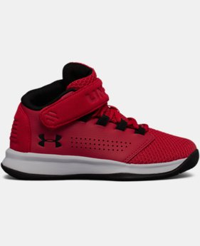 Boys' Pre-School UA Get B Zee Basketball Shoes  1 Color $43.49