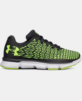 New to Outlet Boys' Pre-School UA ClutchFit® RebelSpeed 2 Running Shoes LIMITED TIME OFFER 1 Color $50.99