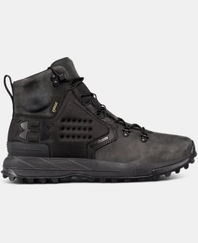 New Arrival Men's UA Newell Ridge Mid GORE-TEX® Leather Hiking Boots  1 Color $189.99
