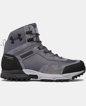 Men's UA Post Canyon Mid Waterproof Hiking Boots  2 Colors $119.99