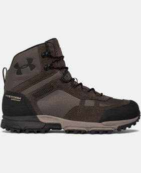 Men's UA Post Canyon Mid Waterproof Hiking Boots  3 Colors $119.99