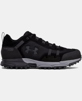 Men's UA Post Canyon Low Waterproof Hiking Boots  1  Color Available $109.99