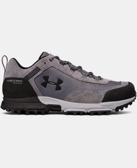 Men's UA Post Canyon Low Waterproof Hiking Boots  2 Colors $109.99