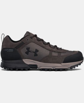 Men's UA Post Canyon Low Waterproof Hiking Boots  3 Colors $109.99