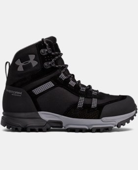 Women's UA Post Canyon Mid Waterproof Hiking Boots   $119.99