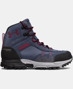 Women's UA Post Canyon Mid Waterproof Hiking Boots  1  Color Available $89.99