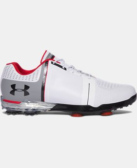 Men's UA Spieth One — Extra Wide (2E) Golf Shoes   $239.99