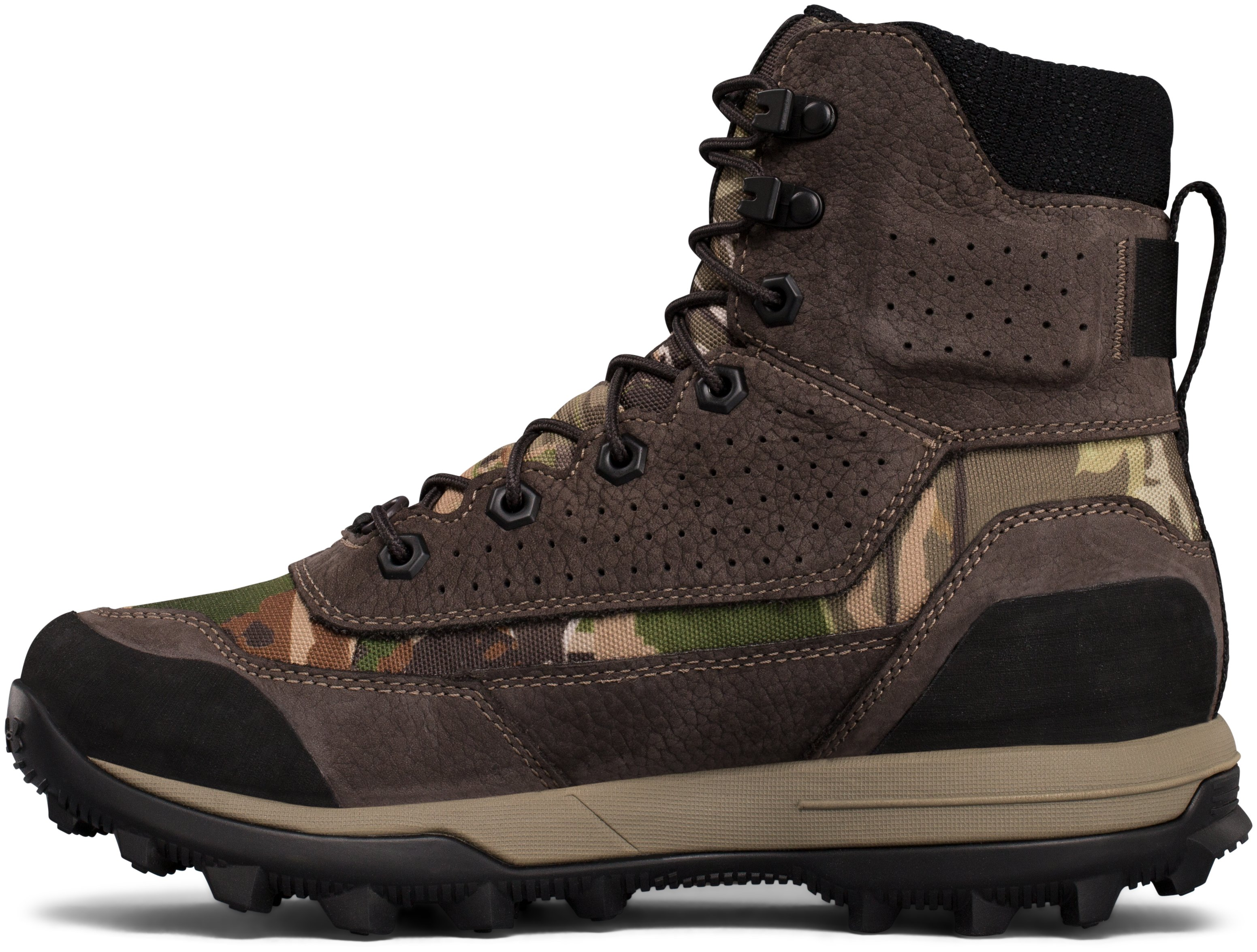 Women's UA Speed Freek Bozeman 2.0 Hunting Boots, RIDGE REAPER® FOREST, undefined