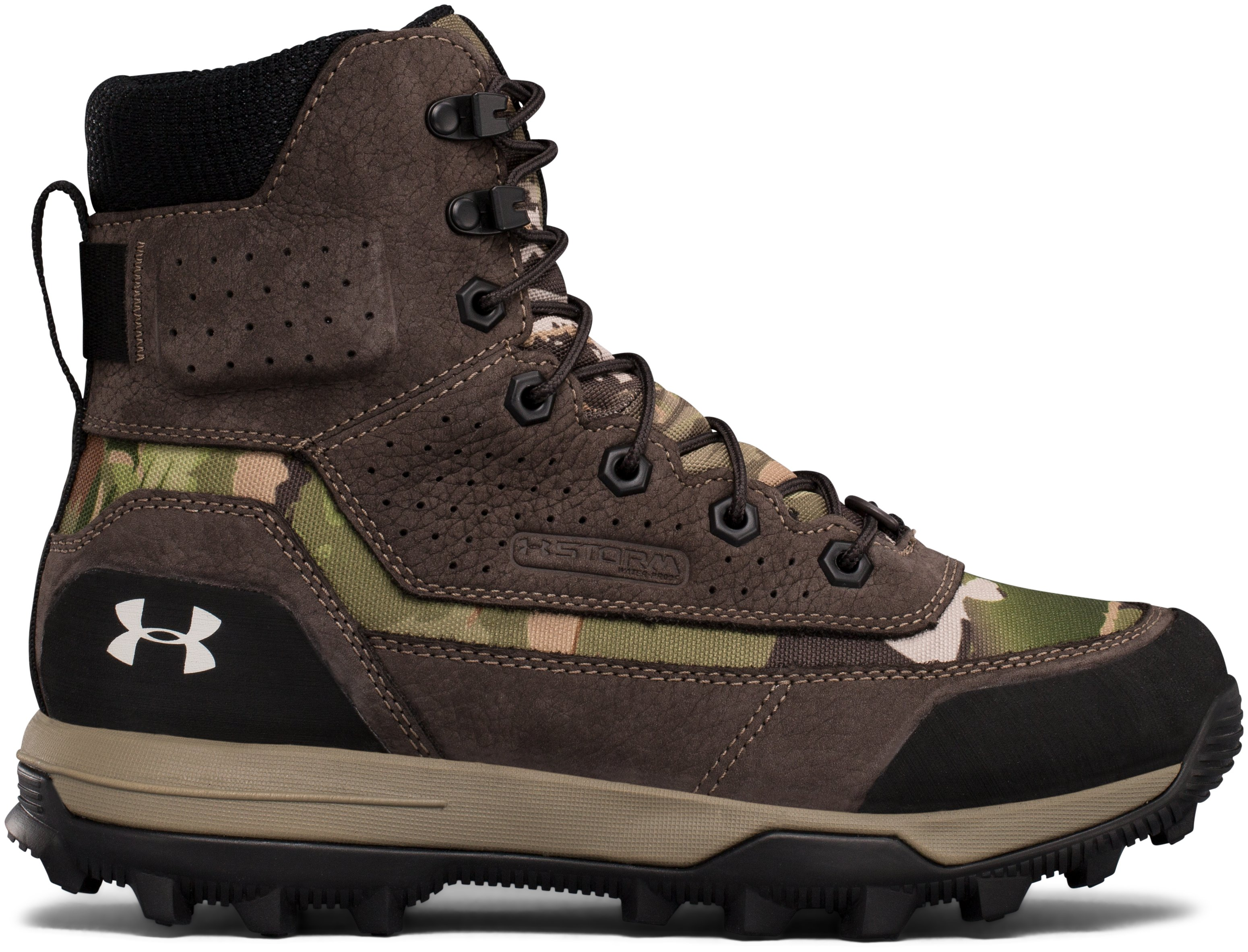 Women's UA Speed Freek Bozeman 2.0 Hunting Boots, RIDGE REAPER® FOREST