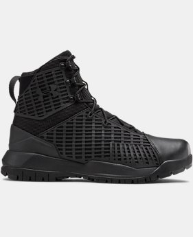 Men's UA Stryker Tactical Boots  1  Color Available $189.99