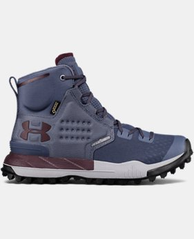 New Arrival Women's UA Newell Ridge Mid GORE-TEX® Hiking Boots  2 Colors $179.99