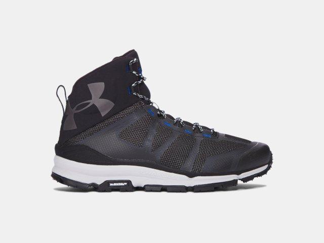 33c32d2b62e Men's UA Verge Mid Hiking Boots