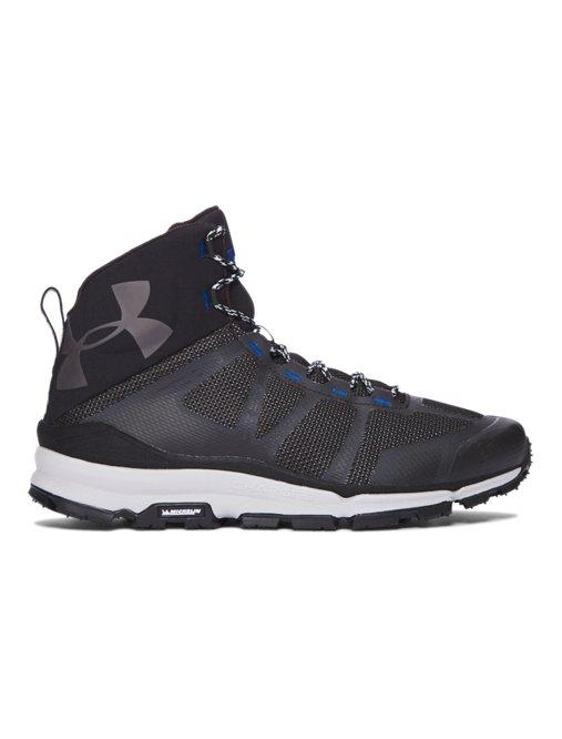 d7a69921447 Men's UA Verge Mid Hiking Boots
