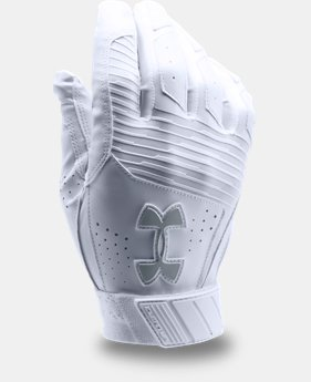 Men's UA Clean Up Baseball Gloves  2  Colors Available $24.99