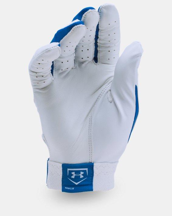 Men's UA Clean Up Baseball Gloves, Blue, pdpMainDesktop image number 1