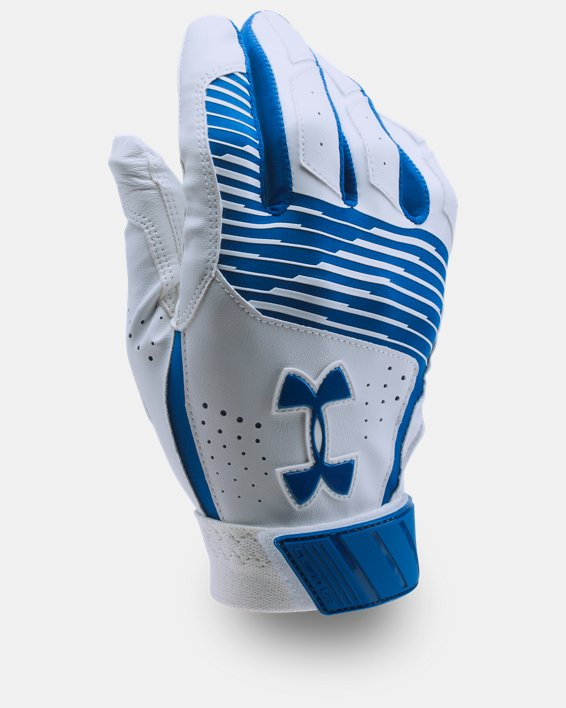 Men's UA Clean Up Baseball Gloves, Blue, pdpMainDesktop image number 0