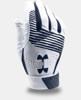 Men's UA Clean Up Baseball Gloves  1  Color Available $24.99