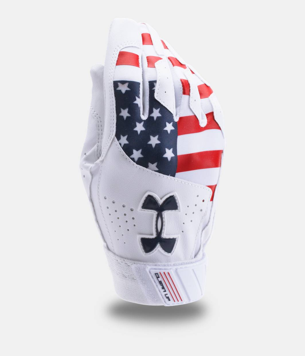 Boys Ua Clean Up Printed Baseball Gloves Under Armour Us