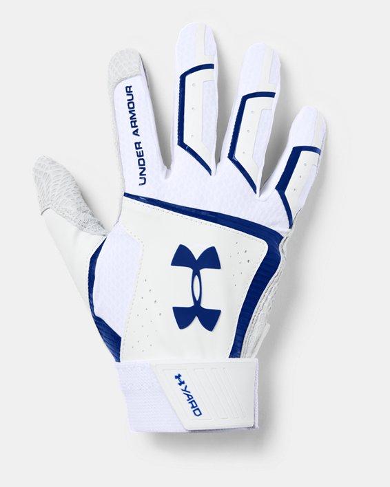 Men's UA Yard Baseball Gloves, White, pdpMainDesktop image number 0