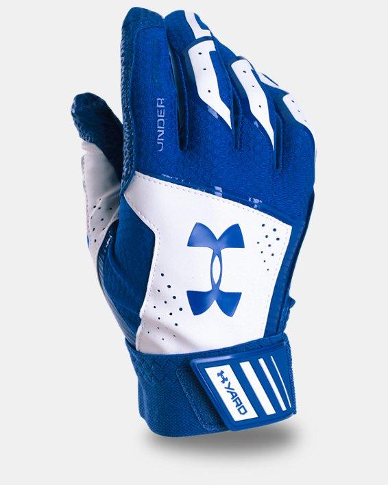 Men's UA Yard Baseball Gloves, Blue, pdpMainDesktop image number 0