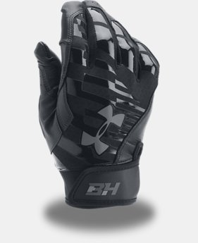 Men's UA Harper Hustle Baseball Gloves  2 Colors $34.99