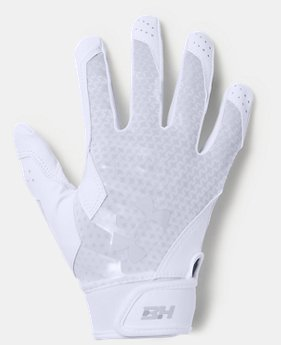 New to Outlet Boys' UA Harper Hustle Baseball Gloves  2  Colors Available $17.99 to $22.49