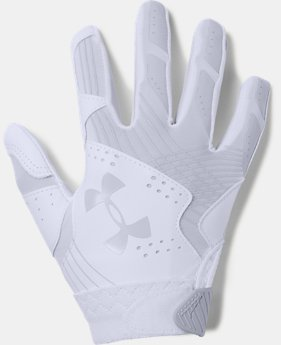 Girls' UA Radar Softball Gloves  1  Color Available $22.99