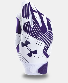 Girls' UA Radar Softball Gloves  2  Colors Available $22.99