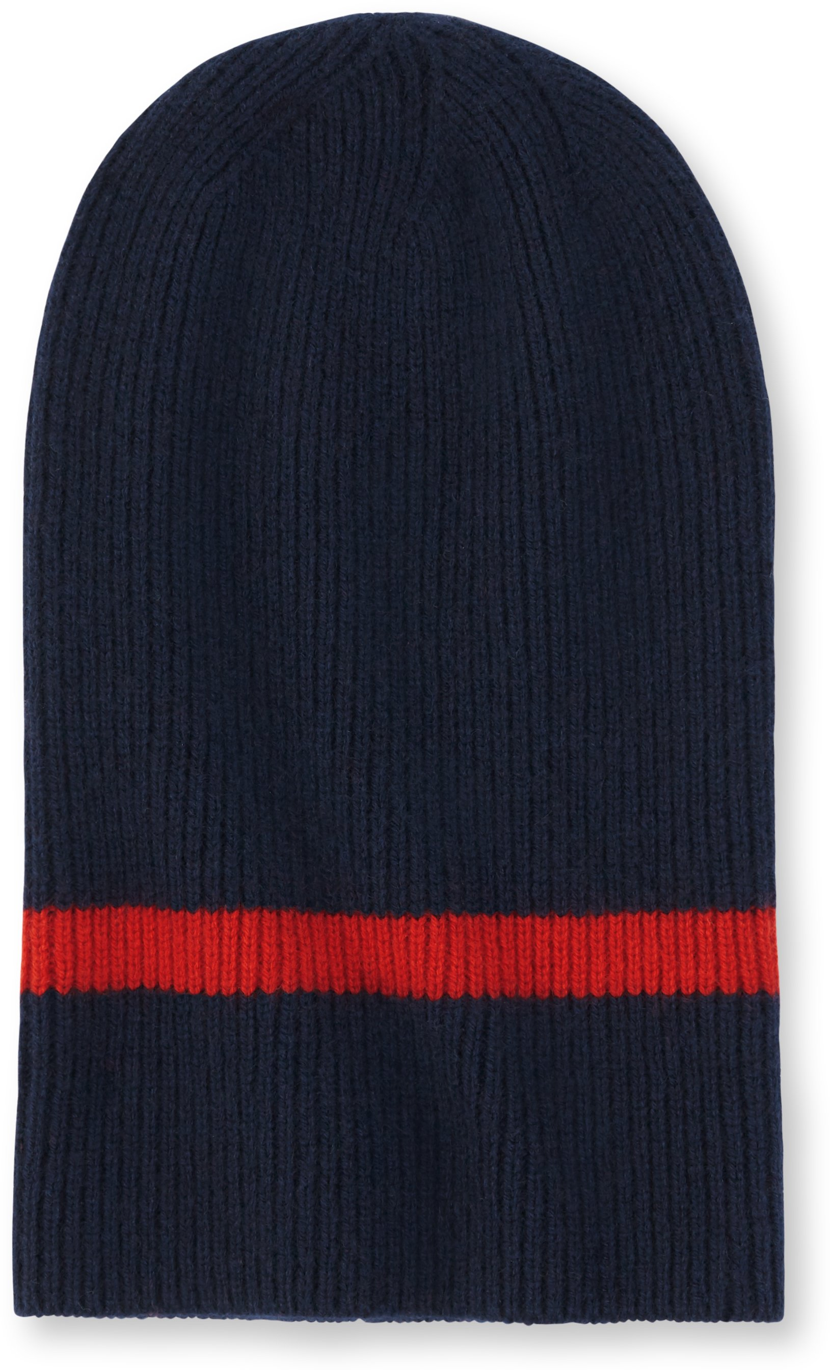 UAS Assembly Slouchy Beanie, Navy, zoomed image