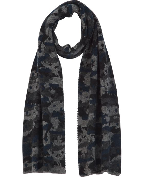 UAS Assembly Camo Knit Scarf  1 Color $69