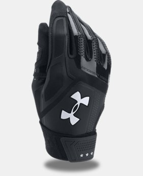 New Arrival Boys' UA Heater Baseball Gloves   $29.99