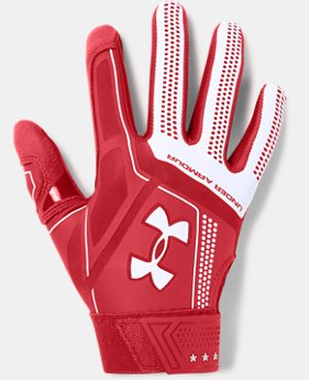 Boys' UA Heater Baseball Gloves  4  Colors Available $20.99
