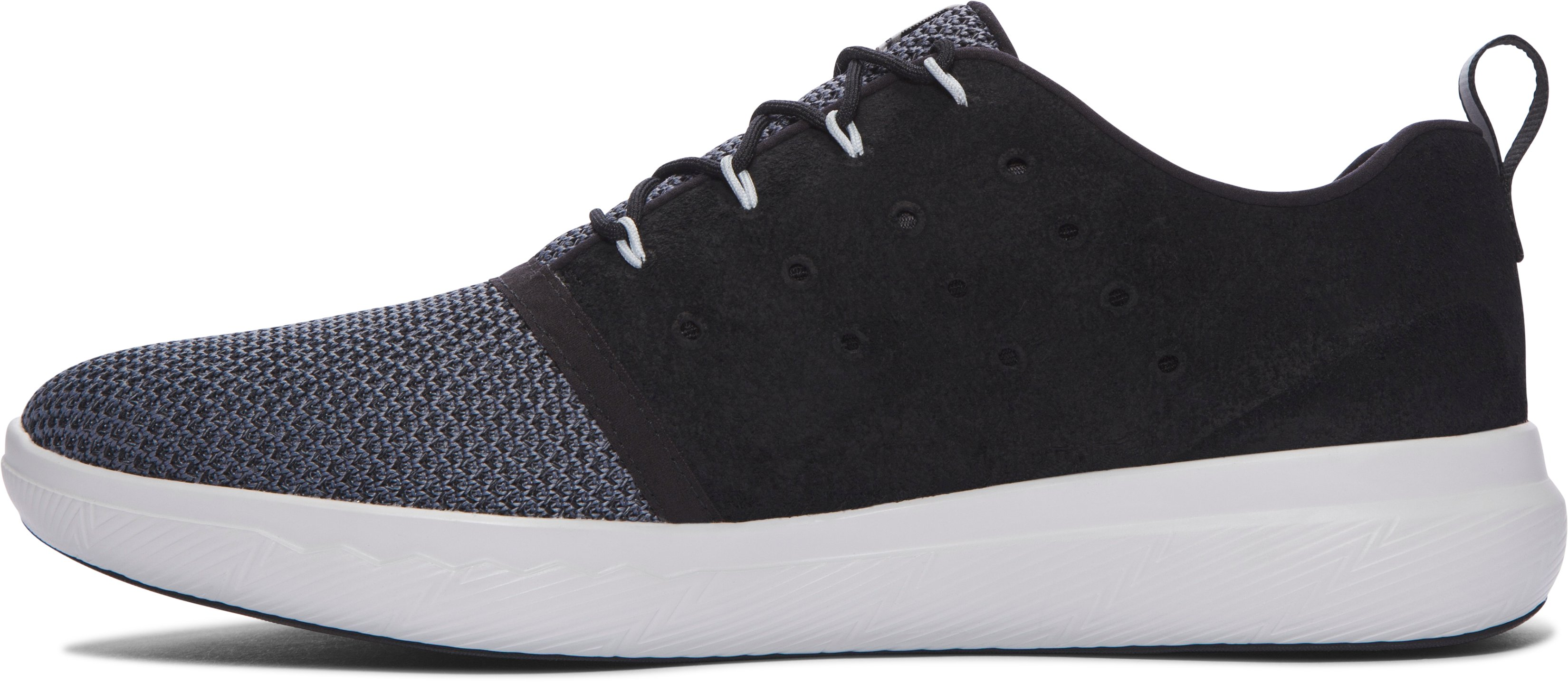 Men's UA Charged 24/7 Low EXP Shoes, Black , undefined
