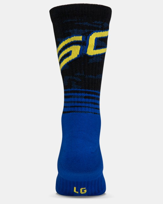Men's SC30 Phenom Crew Socks - 3-Pack, Blue, pdpMainDesktop image number 6