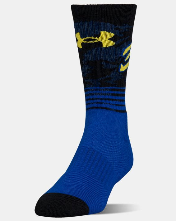Men's SC30 Phenom Crew Socks - 3-Pack, Blue, pdpMainDesktop image number 3