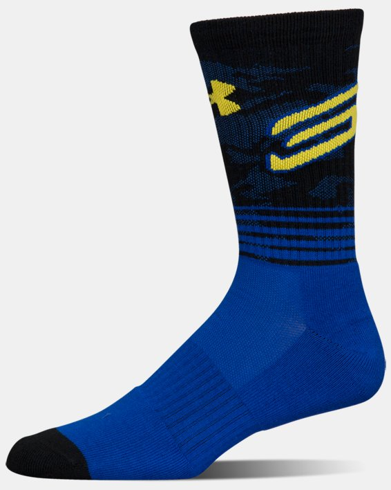 Men's SC30 Phenom Crew Socks - 3-Pack, Blue, pdpMainDesktop image number 12