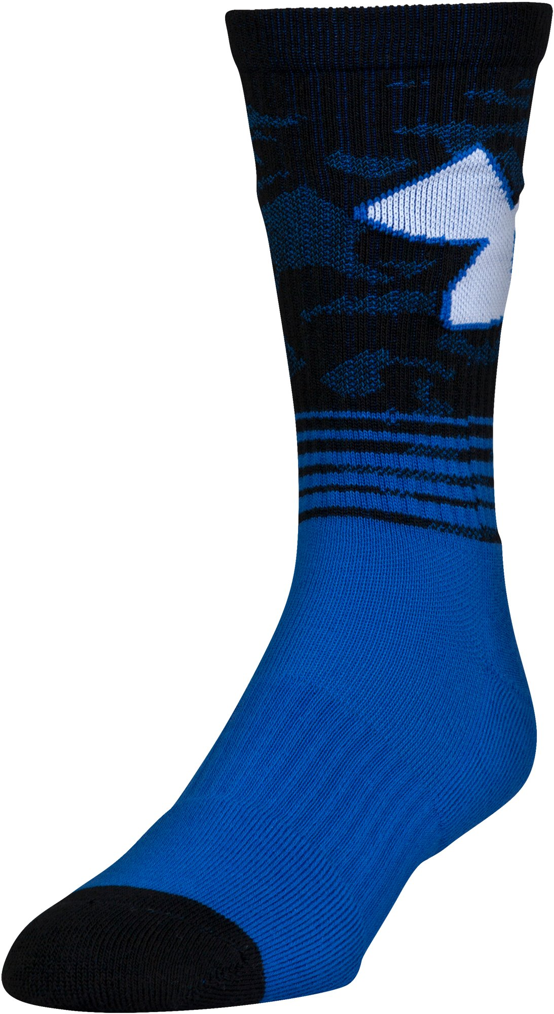 Boys' SC30 Phenom 2.0 Crew Socks – 3-Pack, Assorted
