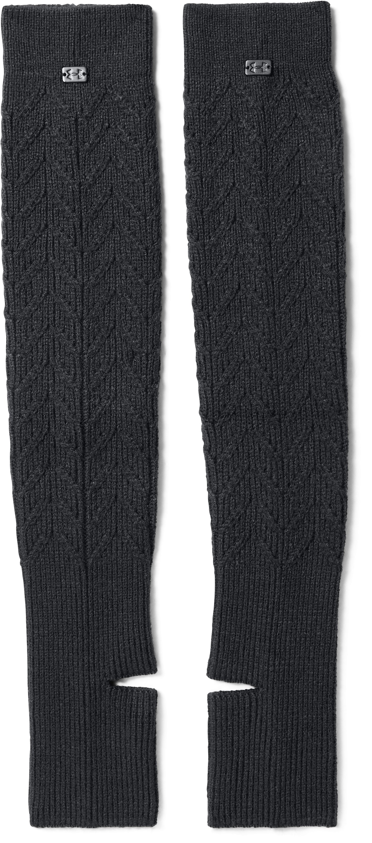 Women's UA Around Town Leg Warmers, Black ,