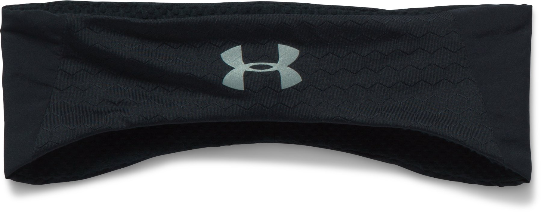 Women's ColdGear® Reactor Headband, Black ,