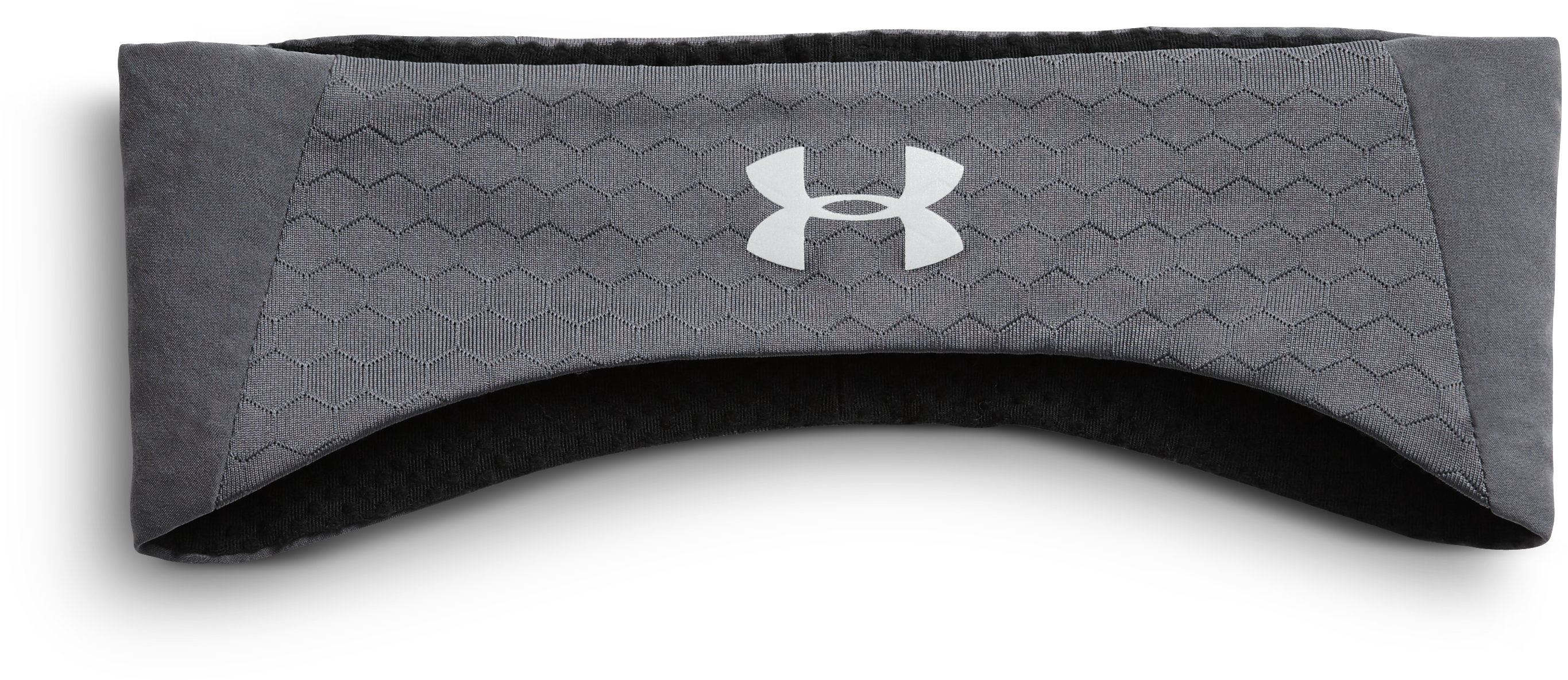 Women's ColdGear® Reactor Headband, RHINO GRAY