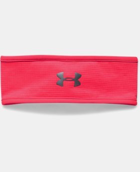 Girls' ColdGear® Reactor Fleece Headband  2  Colors Available $14.99