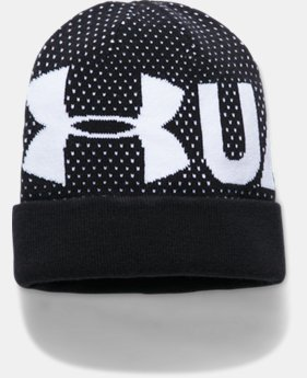 Girls' UA Favorite Beanie  3 Colors $26.99