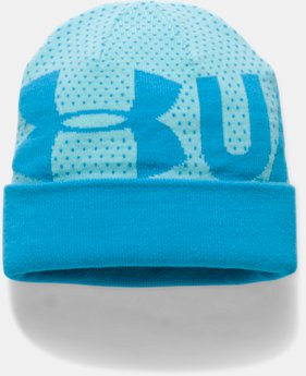 Girls' UA Favorite Beanie LIMITED TIME OFFER 1 Color $15.39
